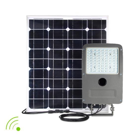 projecteur led solaire d'occasion