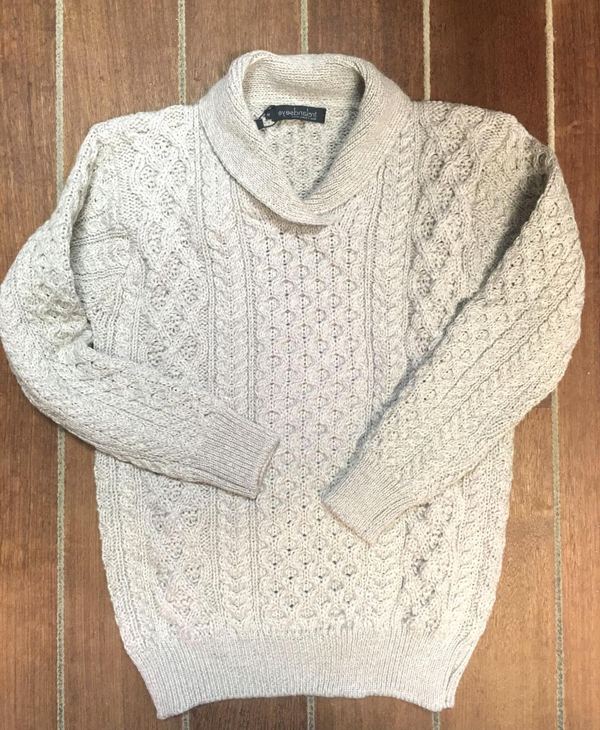 pull irlandais homme d'occasion