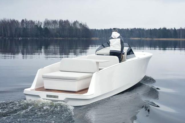 bateau electrique d'occasion