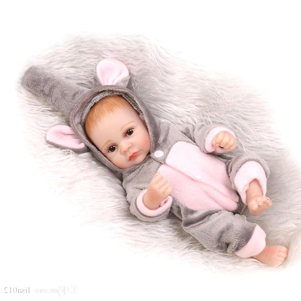 mini bebe reborn d'occasion