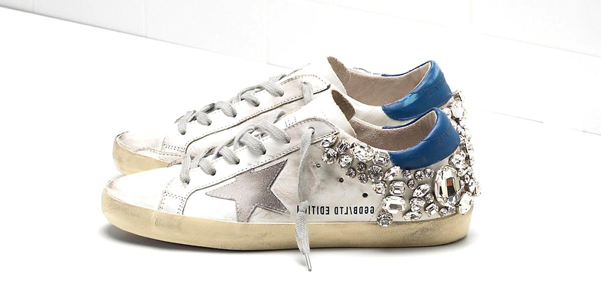 Golden Goose Chaussure d'occasion