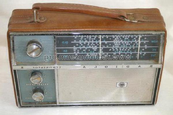 transistor radiola d'occasion