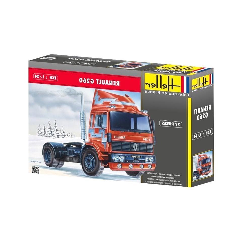 maquette camion renault d'occasion