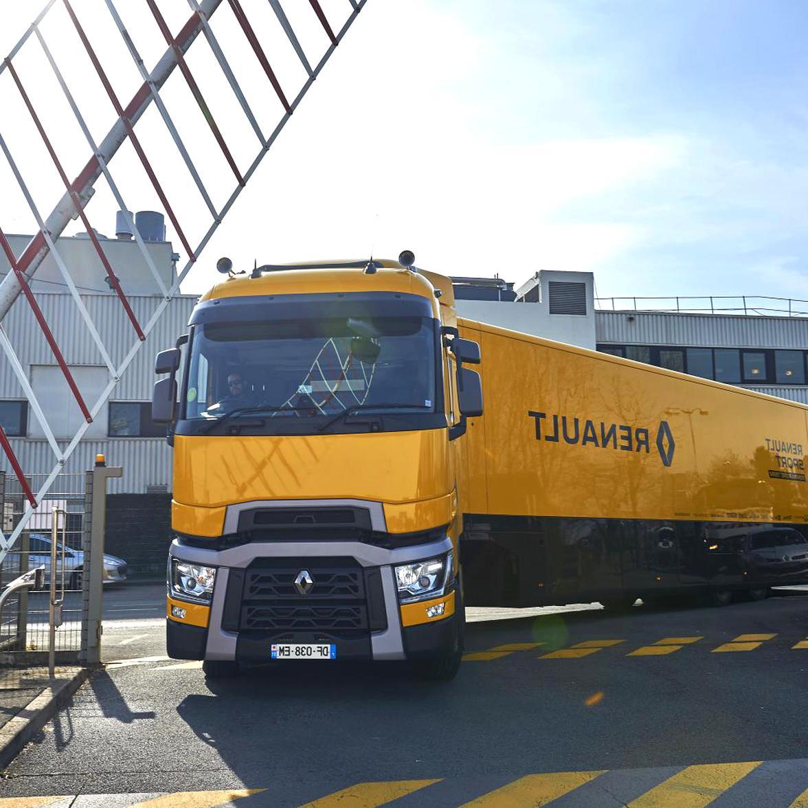 renault trucks team d'occasion