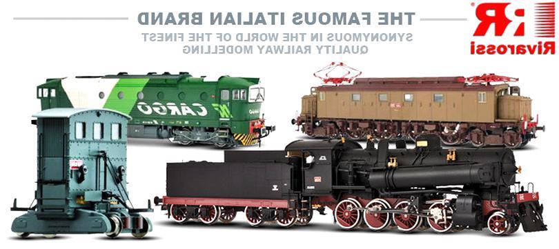 locomotive rivarossi d'occasion