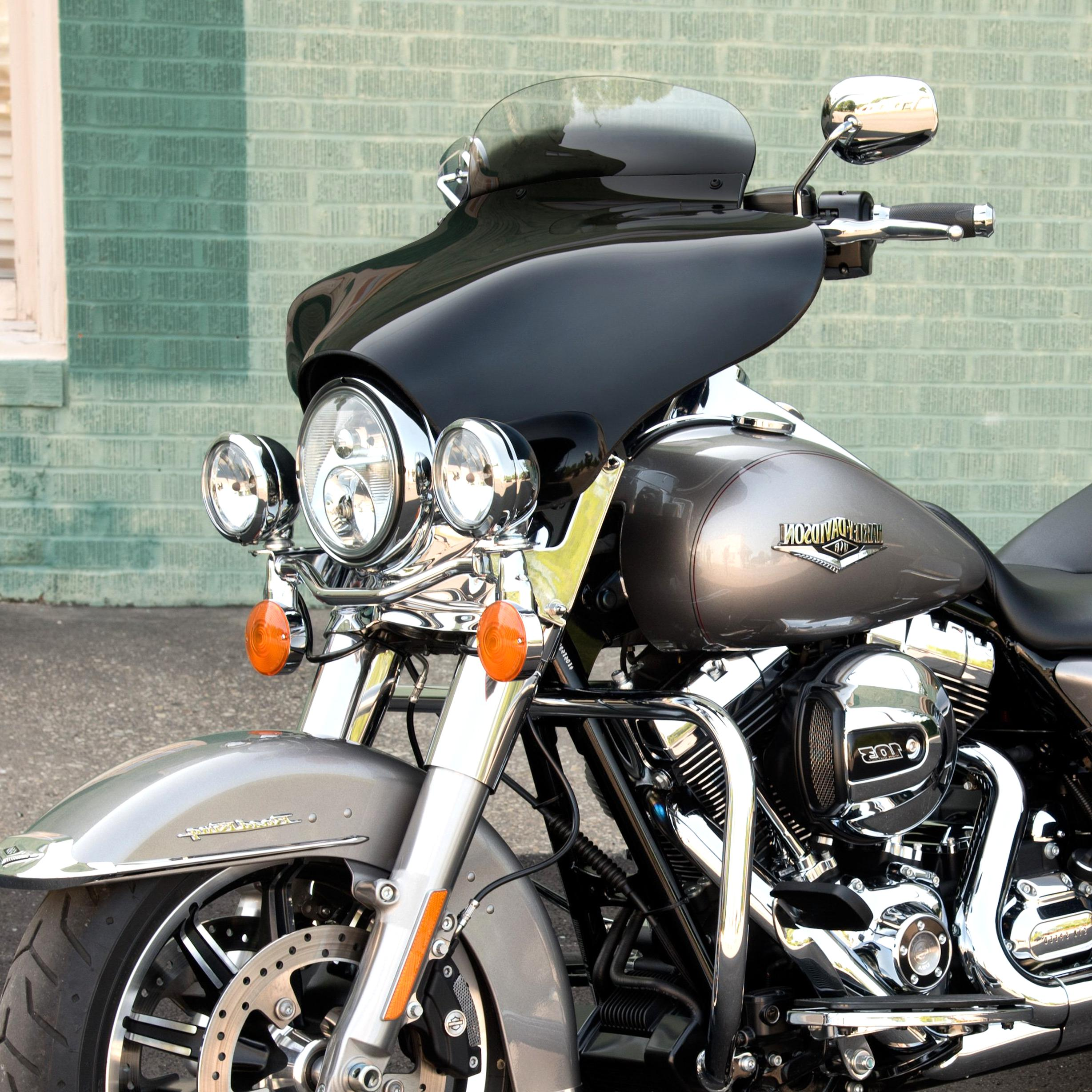 road king fairing d'occasion