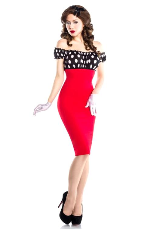 robe pin up crayon d'occasion