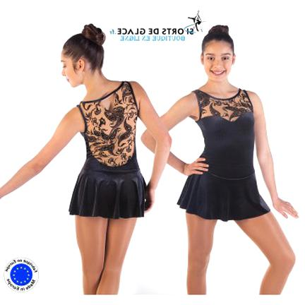 robe patinage artistique robe patinage d'occasion