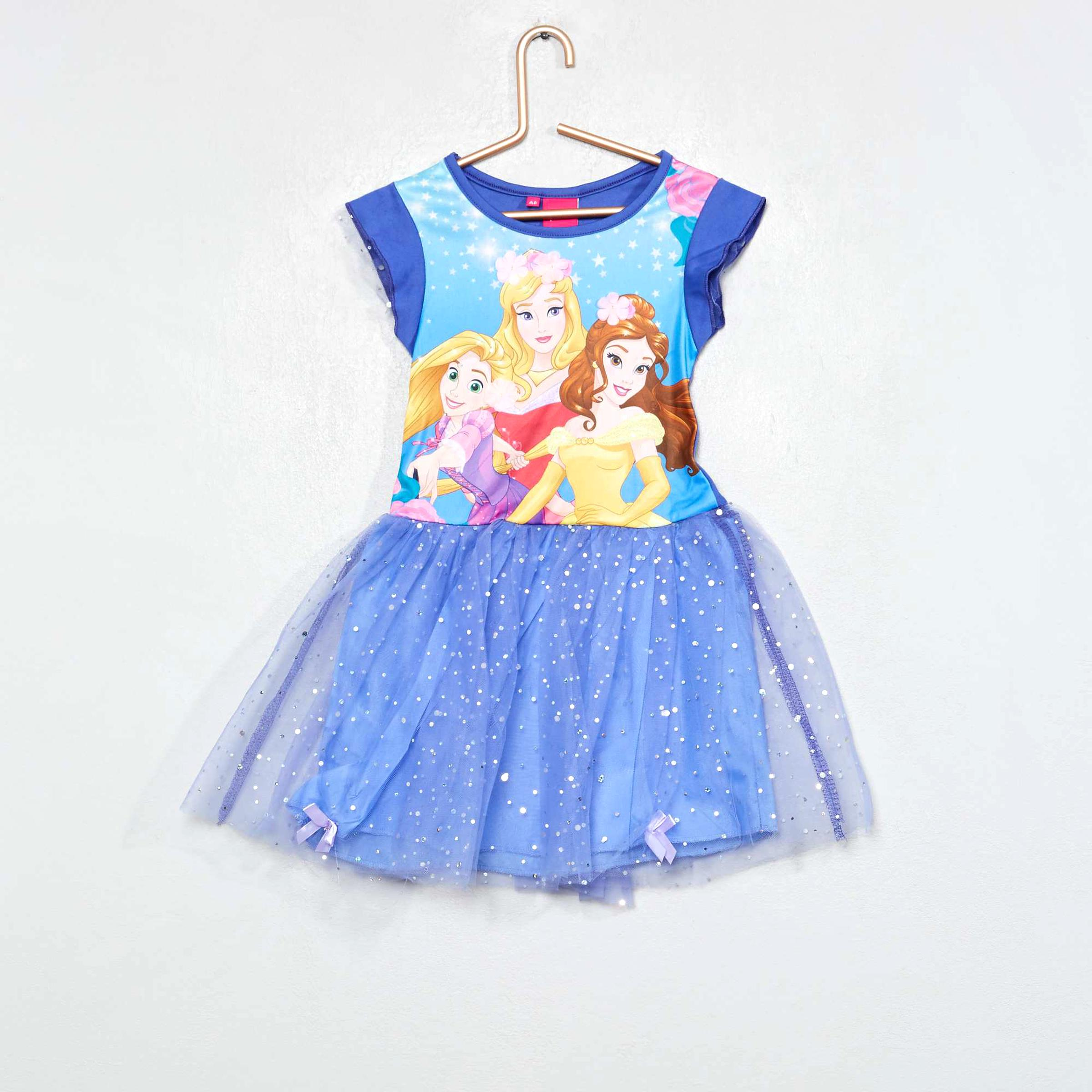 robe fille disney d'occasion