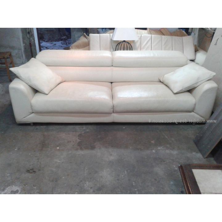 canape roche bobois cuir blanc d occasion. Black Bedroom Furniture Sets. Home Design Ideas