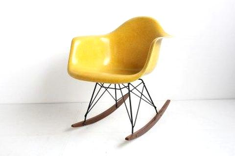 Herman Miller Jaune Eames Eames d'occasion Jaune Herman Miller ymnOwPNv80