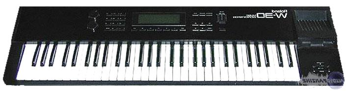 roland w 30 d'occasion