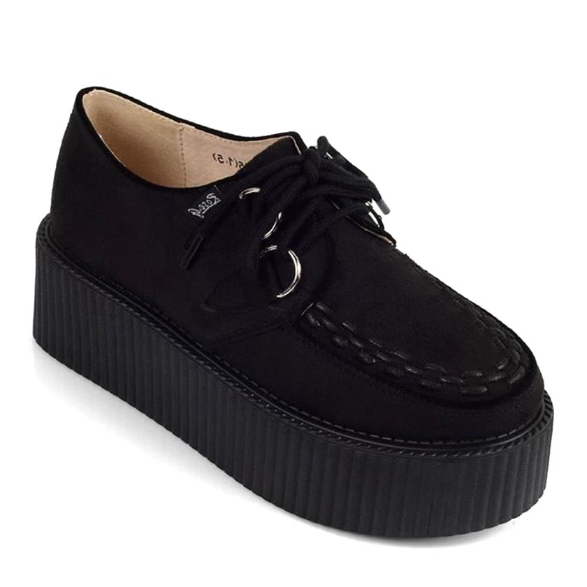 chaussures punk d'occasion