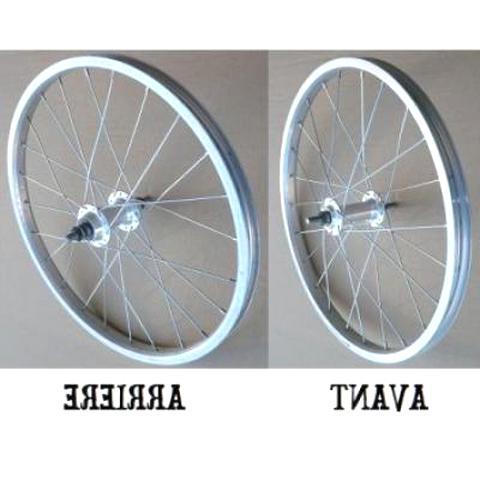 roue velo vintage d'occasion