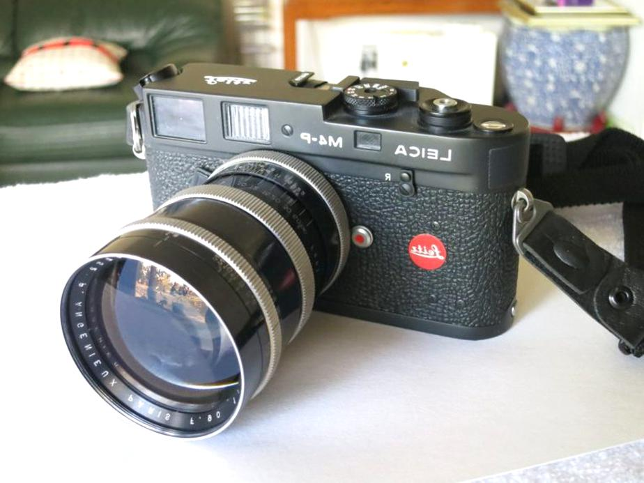 angenieux leica d'occasion