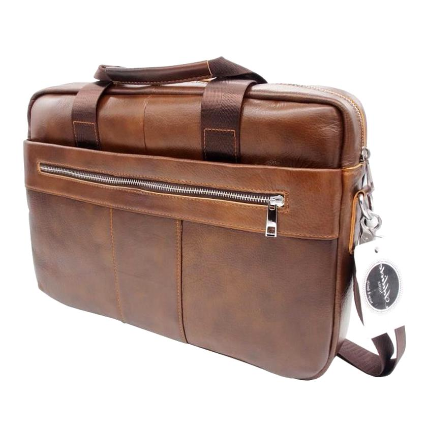 sacoche cartable cuir homme d'occasion
