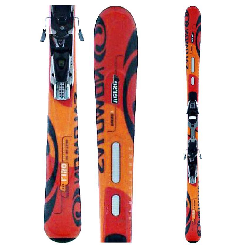 Skis Salomon Verse 500 d'occasion