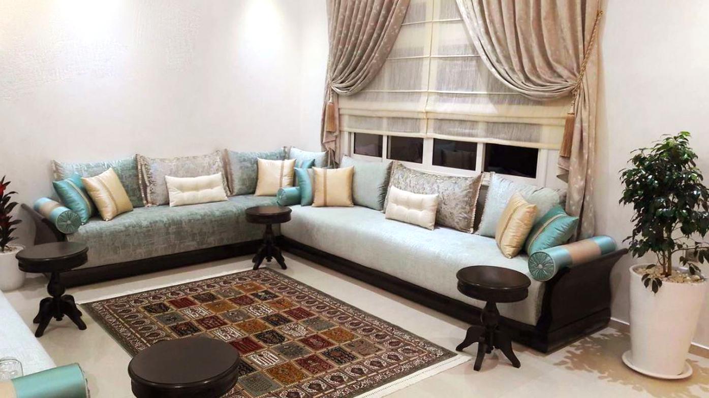 Salon Marocain Moderne d\'occasion