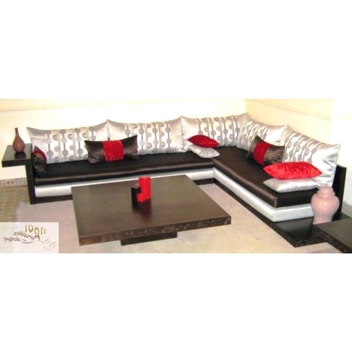Tissu pour salon marocain