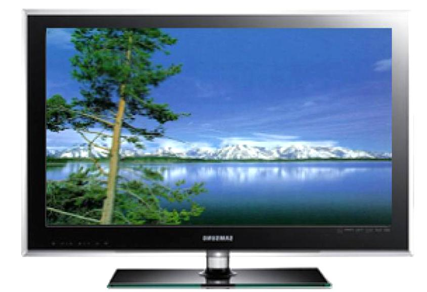 tv samsung lcd d'occasion