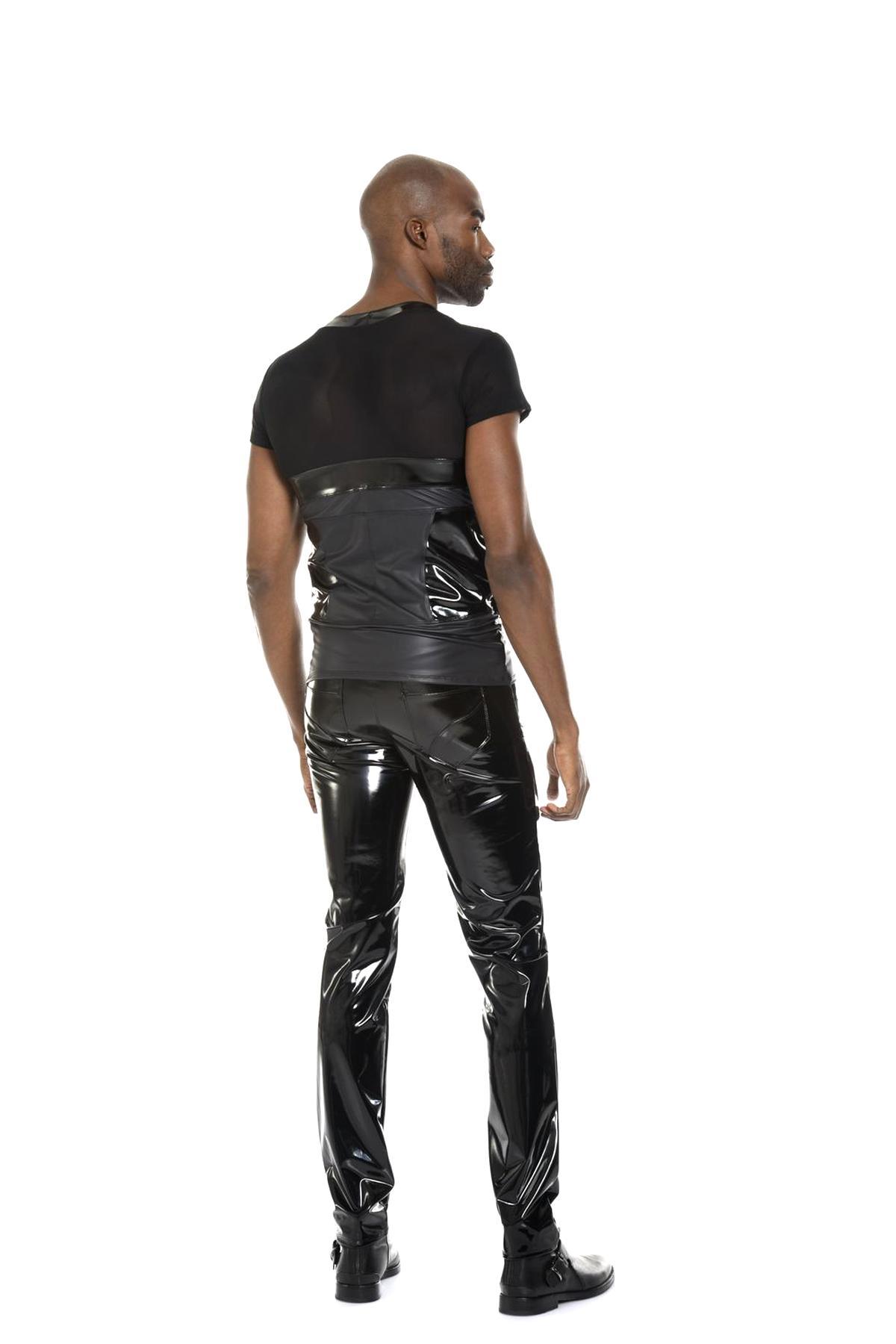 pantalon vinyl homme d'occasion