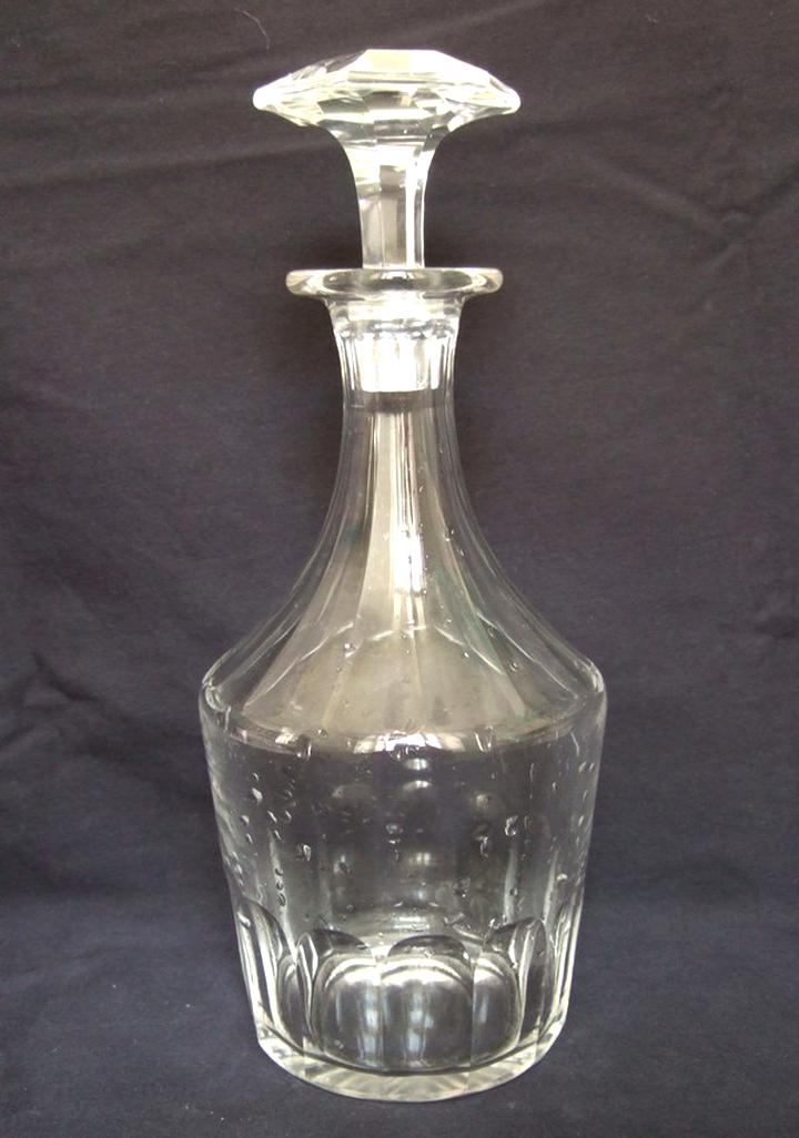 Carafe Vin Ancienne Cristal d'occasion