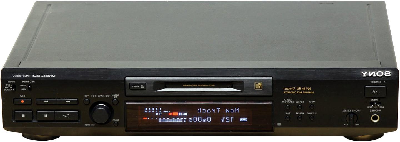 lecteur mini disc 520 d'occasion
