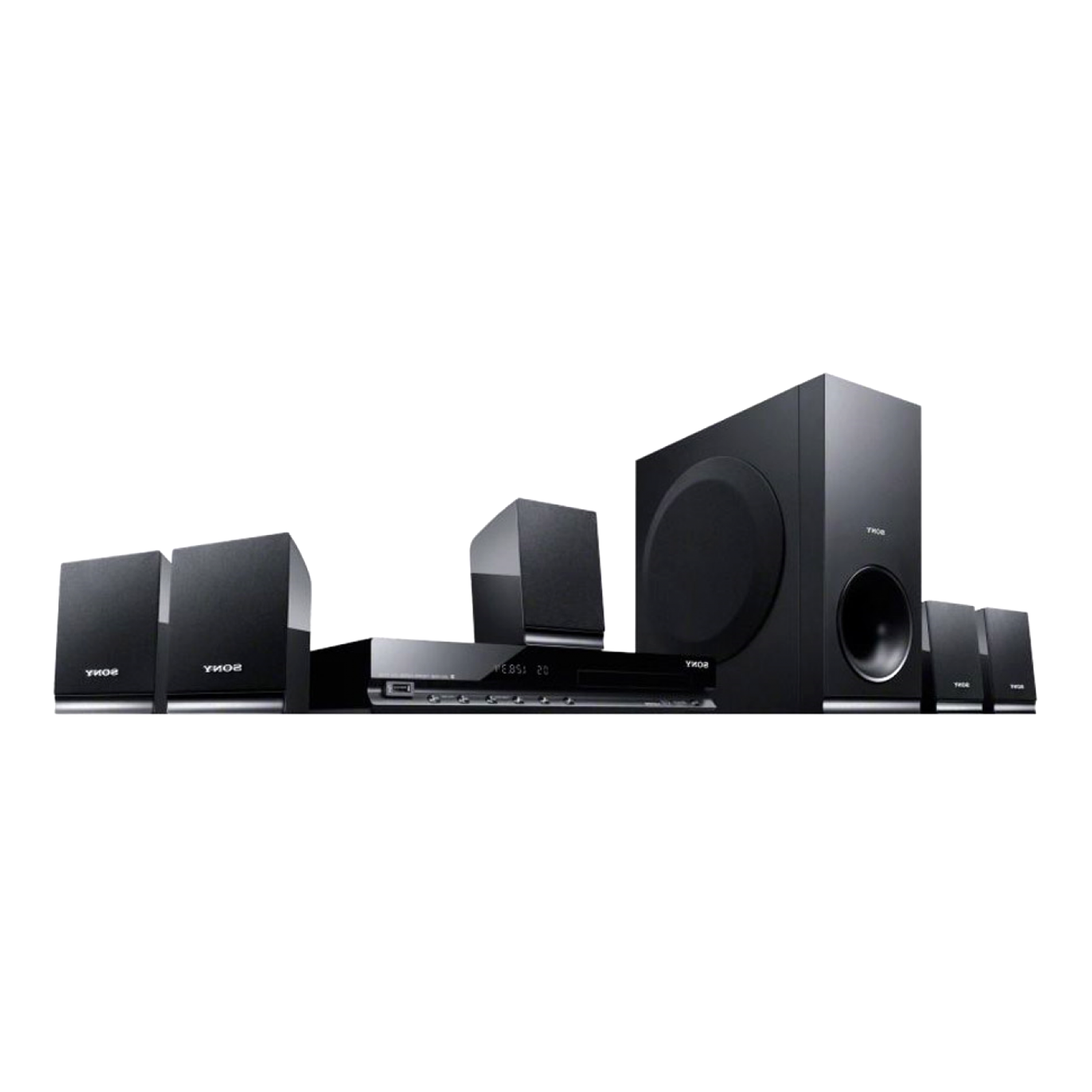 home cinema sony 5 1 d'occasion