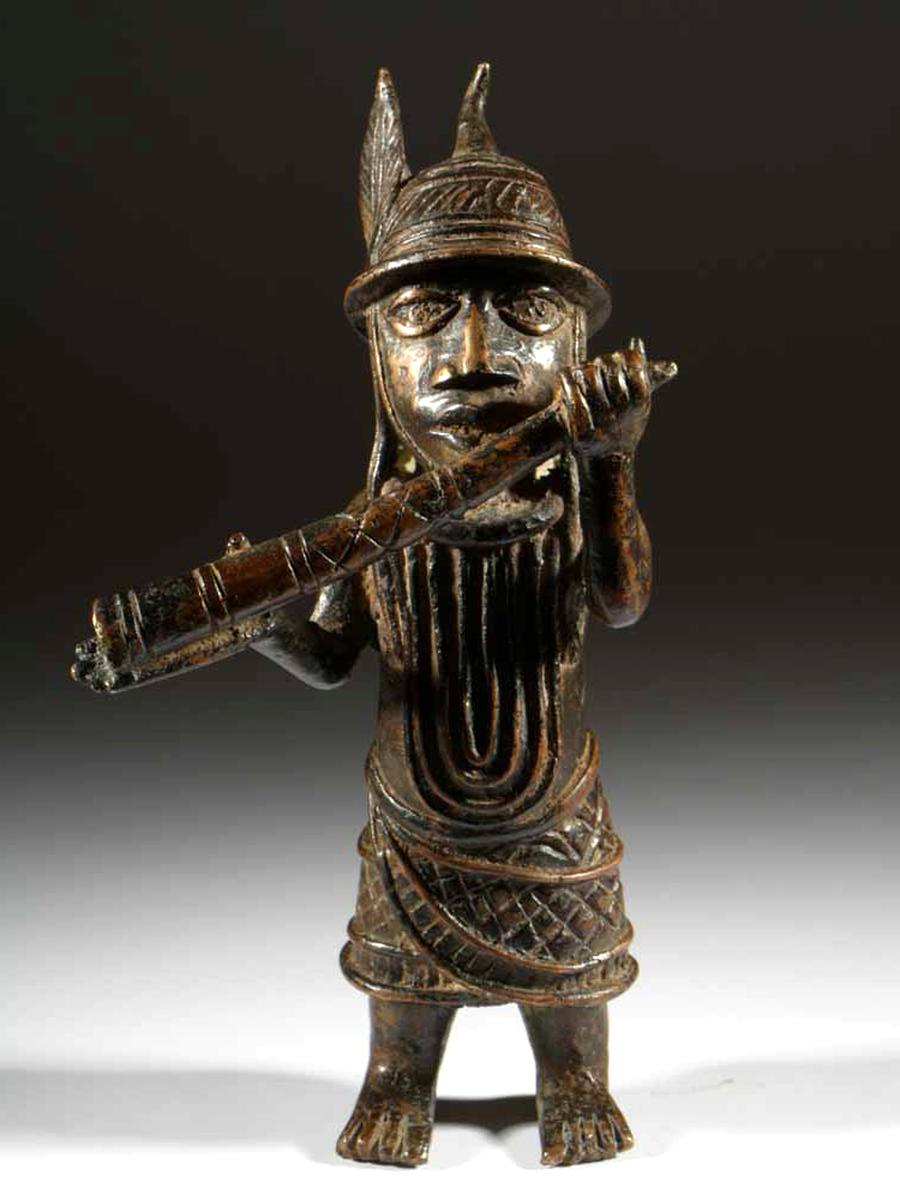 bronze africain d'occasion