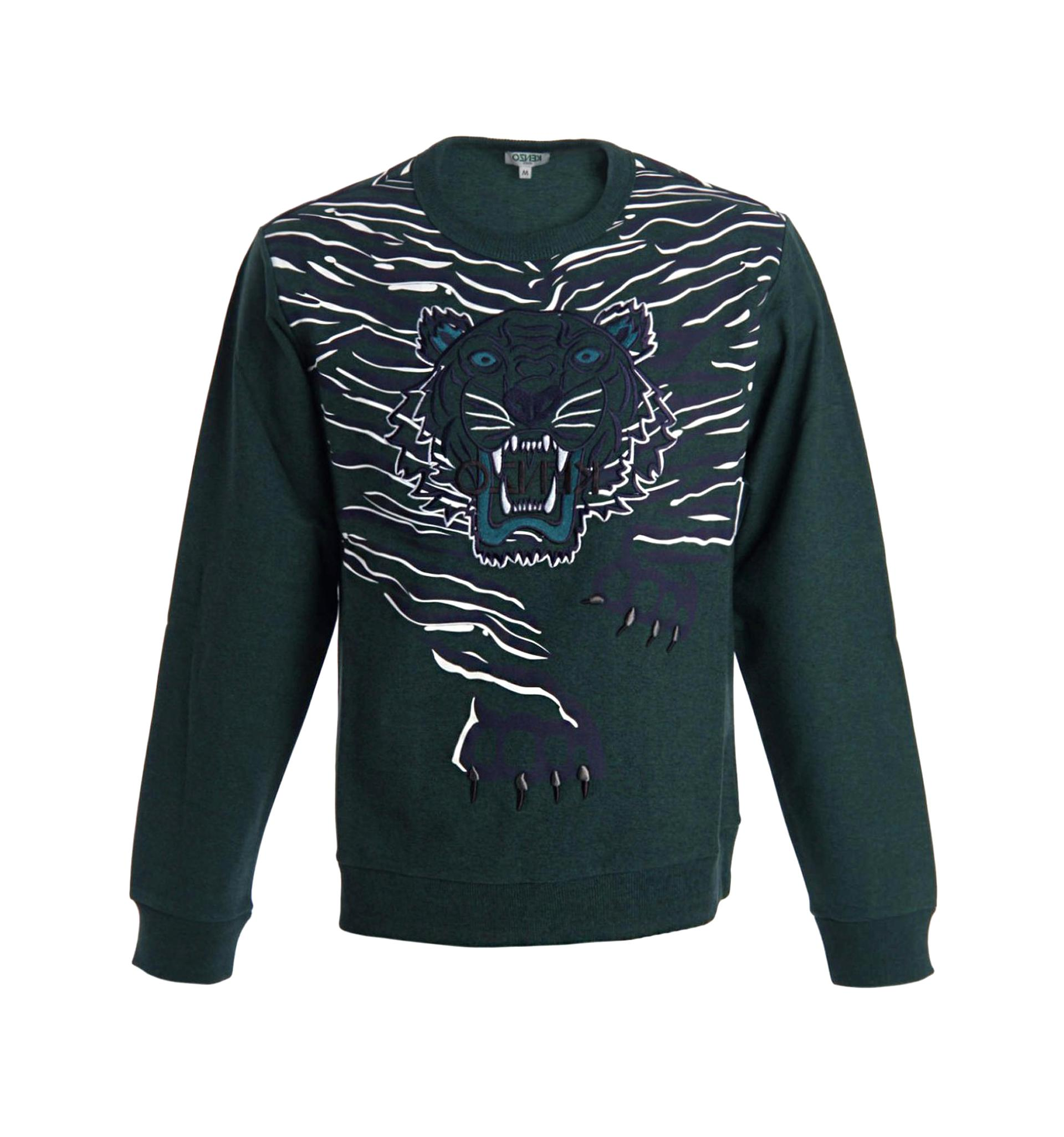 low priced pretty cool exquisite design pull kenzo tigre