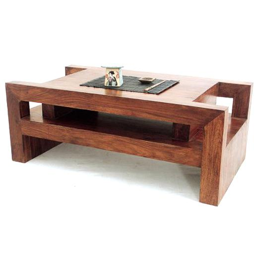 Table Basse Bois Exotique d\'occasion