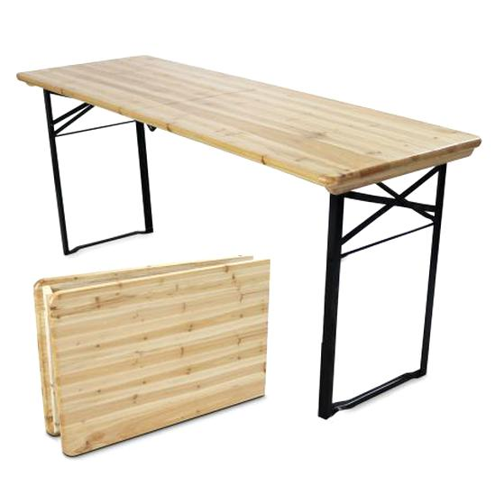 Table Pliante Bois Doccasion