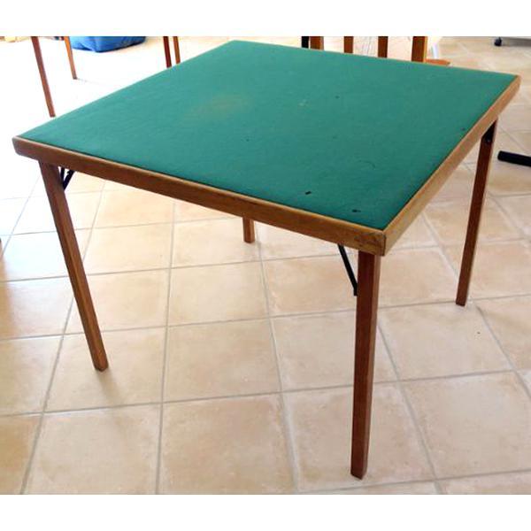 table bridge pliante table d'occasion