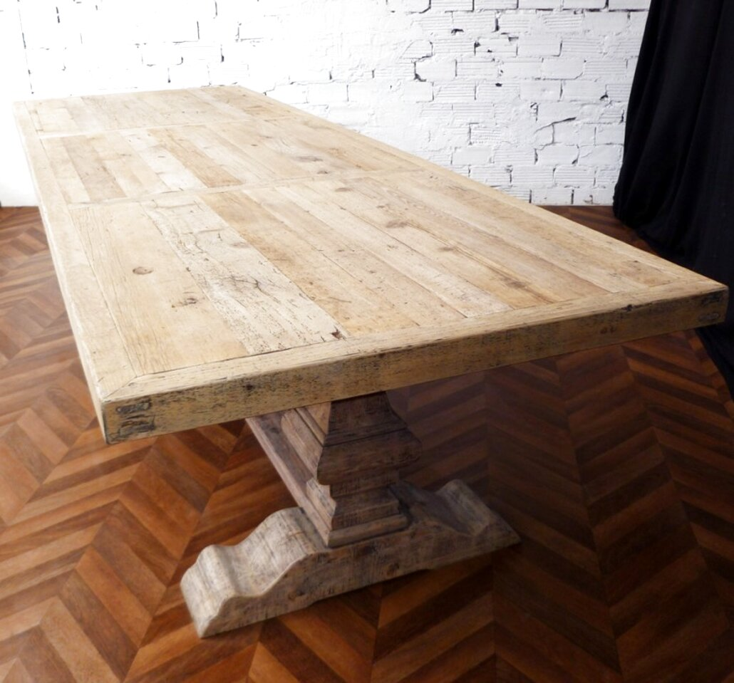 table ferme ancienne chene table d'occasion
