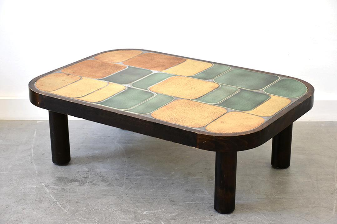 Table Basse Ceramique Capron D Occasion