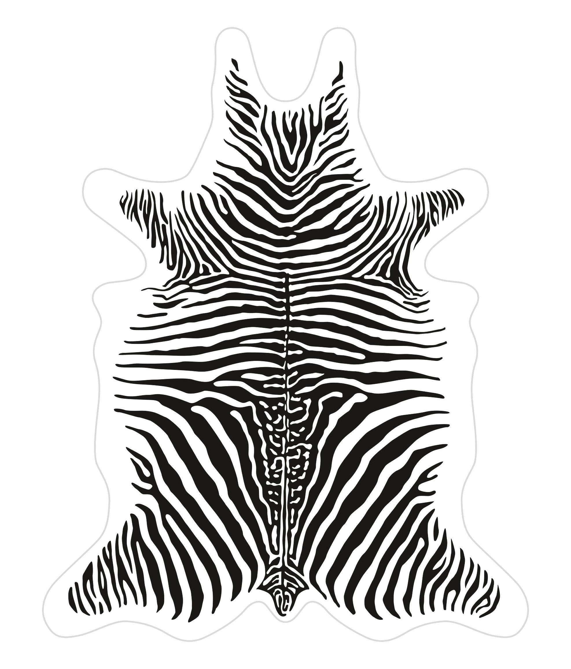 tapis zebre d'occasion
