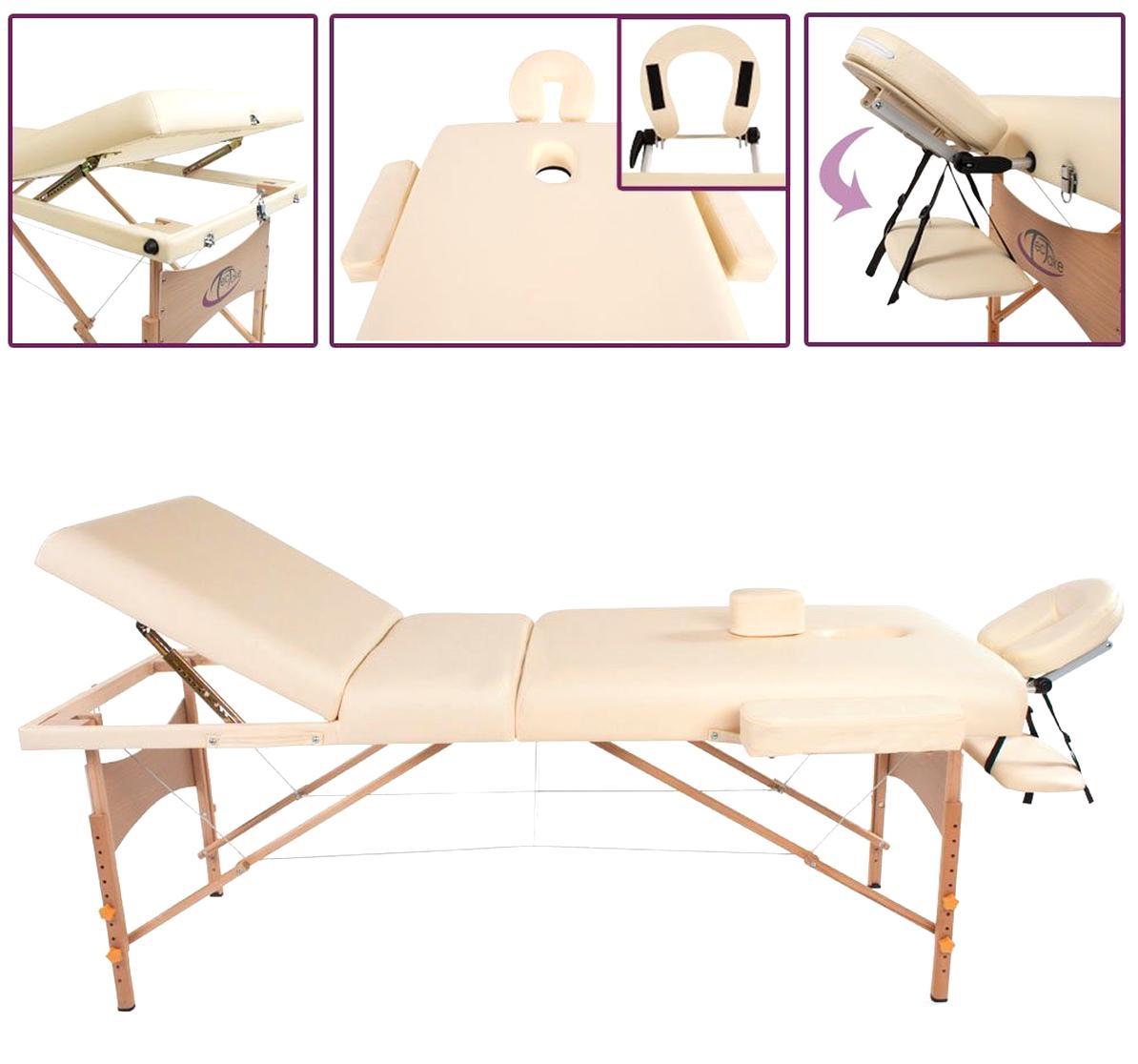 table massage pliante reflexologie d'occasion