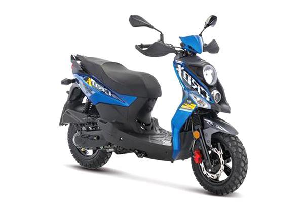 Housse de Protection Ext/érieur pour Scooter Sym GTS 125-1112