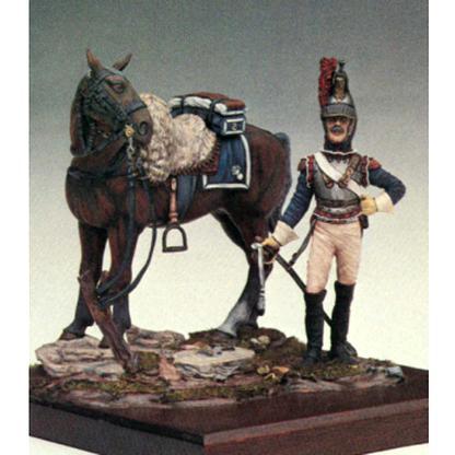 figurines poste militaire d'occasion