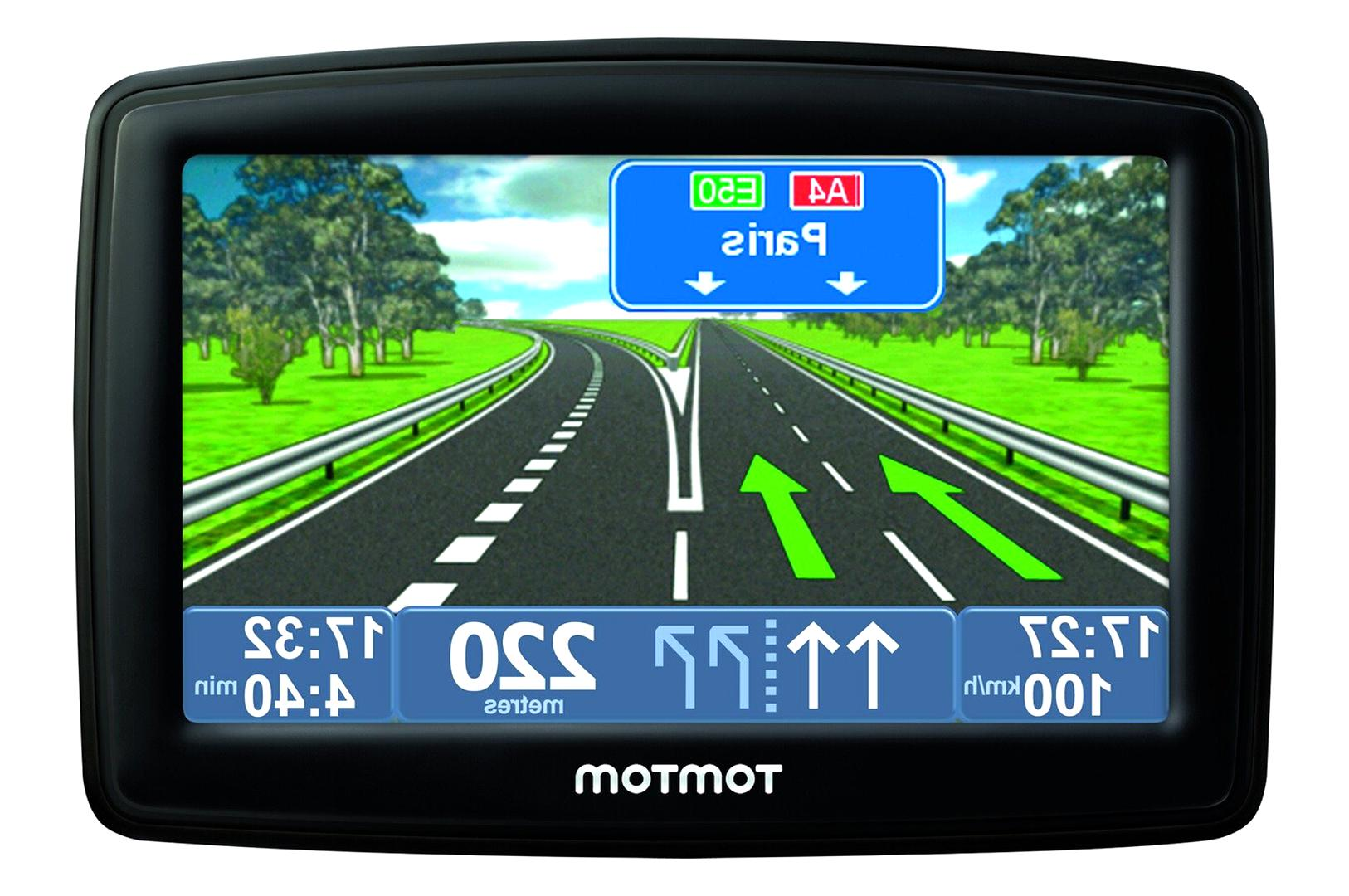 carte tomtom one europe d'occasion
