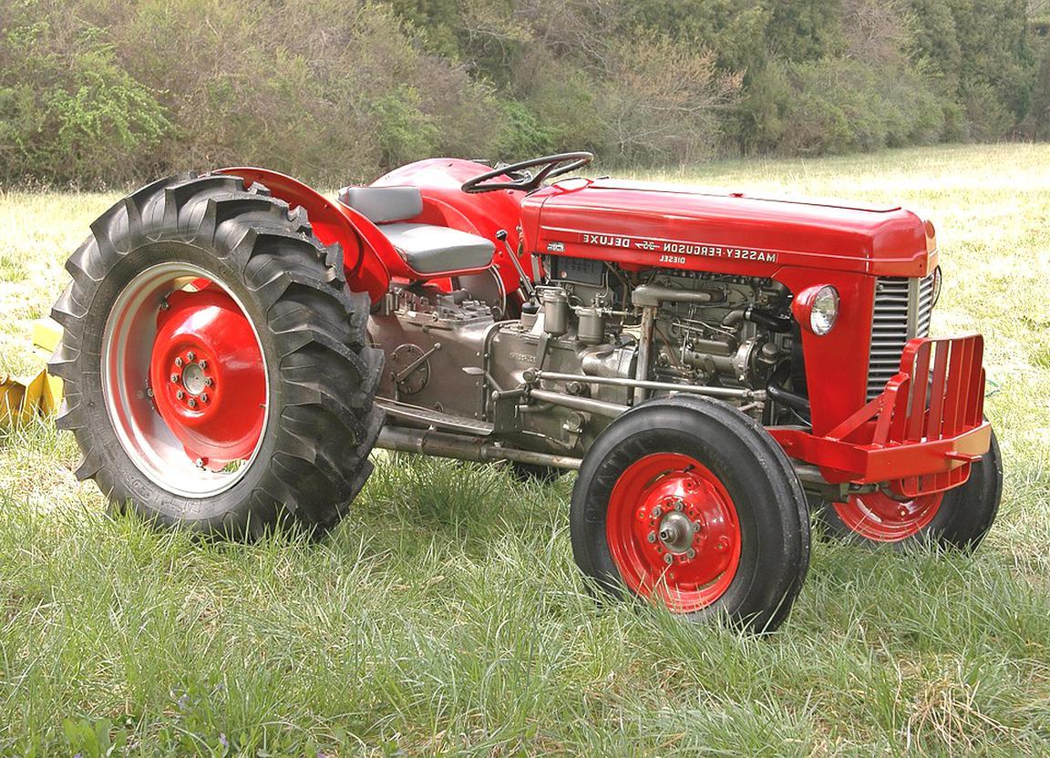 datant Ferguson tracteur