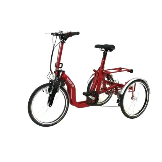 tricycle pliant d'occasion