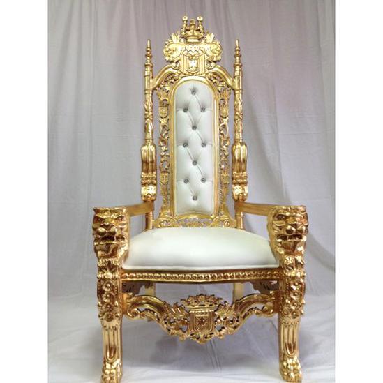 trone baroque d'occasion