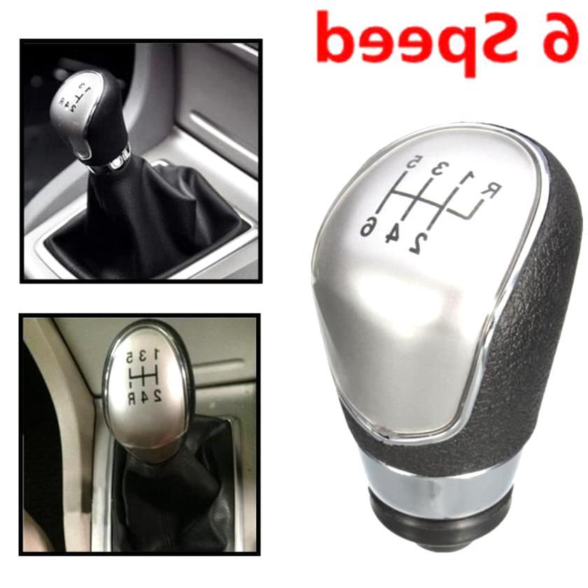 VGEBY1 Le Pommeau de Levier de Vitesse est en ABS,Pommeau de Levier de Vitesses /à 5 Vitesses,pour Ford Focus Mondeo