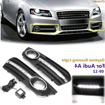 Audi A4 B8 S LINE OS DROITE PARE-CHOC INF AVANT brouillard grill NEUF ORIGINE