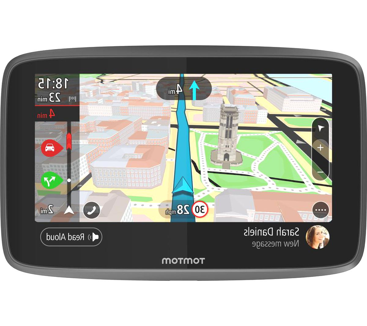 tomtom go 6200 d'occasion