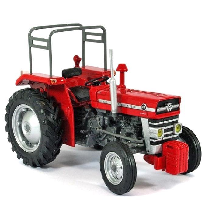 Tracteur Massey-Ferguson 140 super 1//32 limited 1000 UH 5369