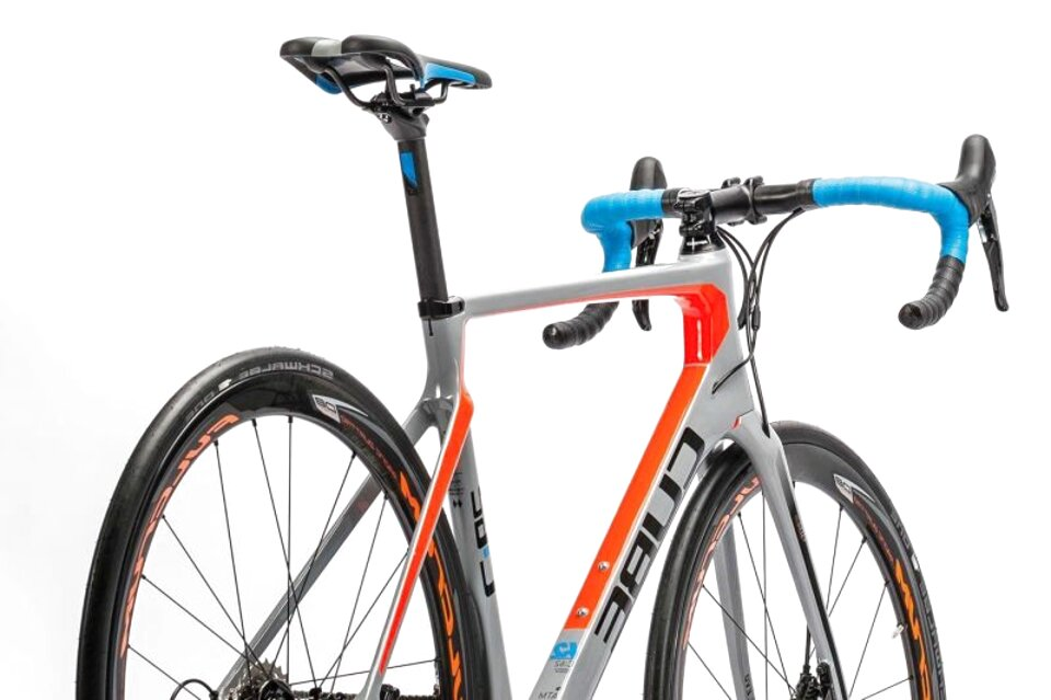 velo route cube carbone d'occasion